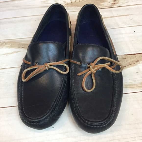 d2e20a8807e Cole Haan Other - Men s Cole Haan Navy Blue Loafers Sz 10